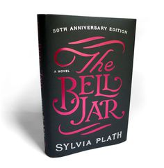 The Bell Jar #cover #jacket #book