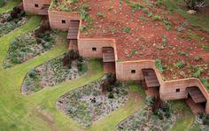 Twelve Earth Covered Residences
