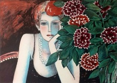Французский художник. Jean-Pierre Cassigneul