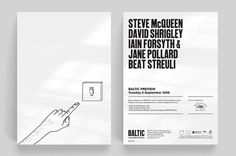 David Shrigley Invite #invitation