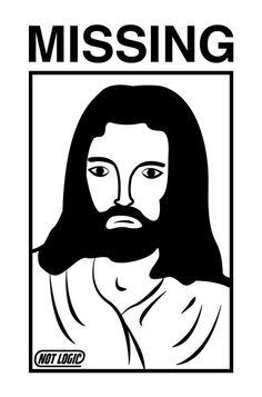 jesus missing