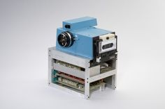 Kodak Digital Camera, 1975 | Retronaut #camera #photo