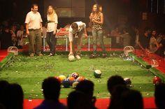 Budweiser Poolball | RedBox #experiential
