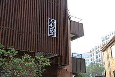 Sansuhwa Tea House by Studio Flag #sign