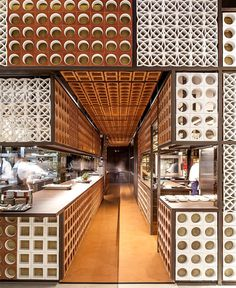 Disfrutar Restaurant – New Barcelona Culinary Jewel - #restaurant, #restaurantdesign
