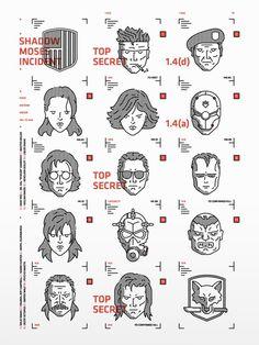 Metal Gear Dossier