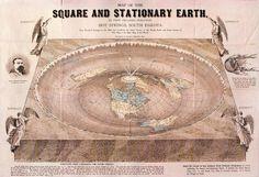 Orlando-Ferguson-flat-earth-map-1024x702.jpg (1024×702) #flat #infographic #design #map #earth #cartography