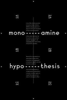 Monoamine Hypothesis - andrew.lu #poster