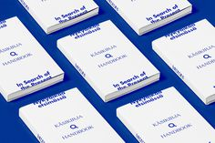 Klim Fonts – Domaine Text. Design – In Search of the Present by Werklig, Finland