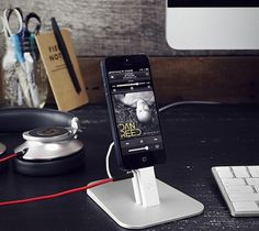 Hirise Stand For iPhone And iPad Mini #gadget