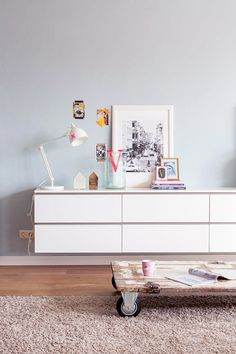 gray half way / sfgirlbybay #interior design #decoration #decor #deco