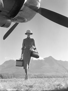 Norman Parkinson - The Art of Travel - Photos - Social Photographer's Portfolios #fashion #photography #inspiration