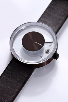 The beauty of VUE by Yves Behar #vue #yves #behar #watch