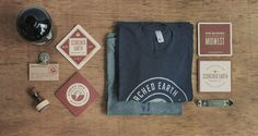 Scorched Earth Brewing Co. Identity by KNOED