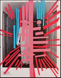 FFFFOUND! | Imagem121.png 523×669 pixels #photo #collage #paper #color