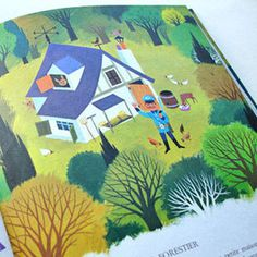 Book By Its Cover» La Foret #illustration