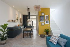 A Former Storage Attic Transformed into a Modern Apartment in Amsterdam 3