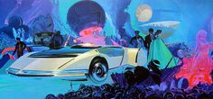 USSteel - 1961 - Syd Mead | Flickr - Photo Sharing! #ball #mead #retro #concept #future #syd #party