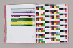 Qubik Design +44 (0)113 226 0839 #design #glitch #book