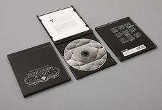 Tumblr #packaging #design #music