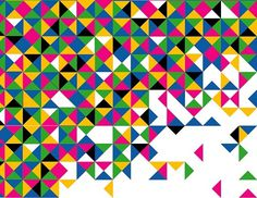 All sizes | 2 | Flickr - Photo Sharing! #color #pattern #triangles #colour