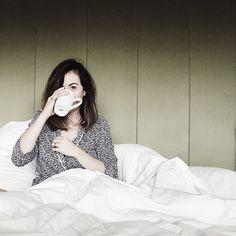 Coffee and a little @sleepyjones. #coffee #photography #portrait #morning