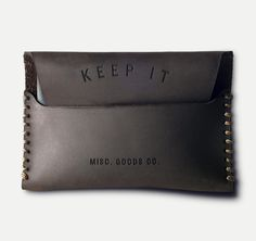 Minimal Wallet Design