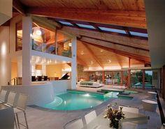 Lookout House в Коннектикуте (Интернет-журнал ETODAY) #architecture #house
