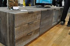 WANKEN - The Blog of Shelby White » North on Sixty Woodworking #wood #cabinet