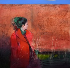 Jose Luis Ceña Ruiz #painting #nostalgia #color