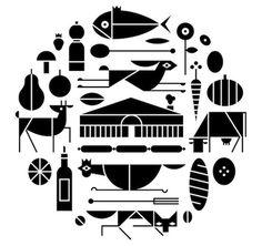 craig_karl8.png 468×441 pixels #white #iconography #icon #color #black #illustration #one #circle #animal #spot