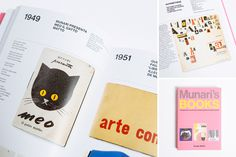 munari's books layout cover