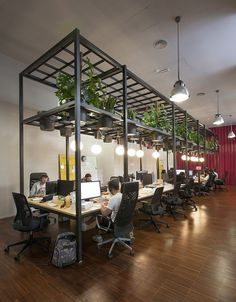 Typeform Offices in Barcelona by Lagraja Design 2