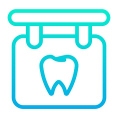 See more icon inspiration related to tooth, teeth, healthcare and medical, medical assistance, hanging, dentist, signals, signaling, healthcare and symbol on Flaticon.