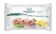 Kefalonia Fisheries #packaging #food #frozen