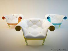 Inspiration Tsar Armchair Furniture