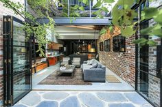 Old Commercial Garage Finds New Life as a Light-Filled Modern Home