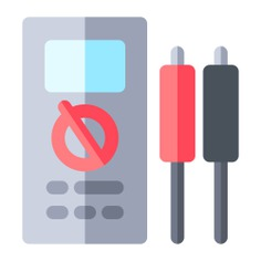 See more icon inspiration related to ammeter, Multimeter, oscilloscope, lab, electronics, industry and machine on Flaticon.