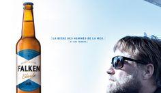 FALKEN. FRENCH BEER. BLONDE. #FRENCH#BEER#PAS-SAGE.COM