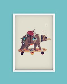 Animals & Summer on Behance