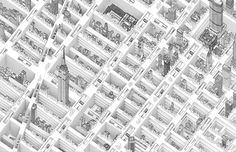 The 3-D City