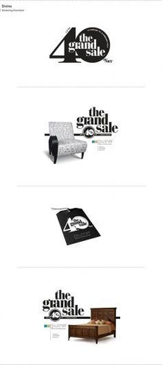 Not Just Logos on the Behance Network #design #graphic #divina #furniture #sale
