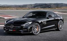 New Brabus Mercedes-AMG GT S #Brabus #AMG