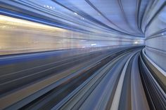 bluuuuuue | Flickr - Photo Sharing! #photos #yurikamome #appuru #speed #rail #high #pai