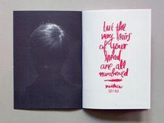 http://thenewblack.goffgough.com/post/4985716538 #hand #written #typography