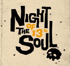 Night of the 13th Soul on Flickr - Photo Sharing #skull #illustration