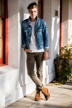 Simple Guy Style #style #fashion
