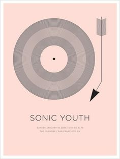 THE SMALL STAKES - sold out posters #print #poster #small stakes #sonic youth #sold out