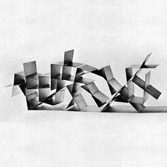 BRUNO MUNARI ARTICULATED SCULPTURE, ca. 1950s / 1960s