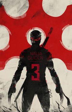 Ninja Guiden 3 Brand Design & Advertising | BASIC™ Agency | Branding, Design & Advertising